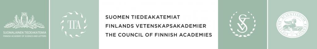 Suomen Tiedeakatemiat Logo